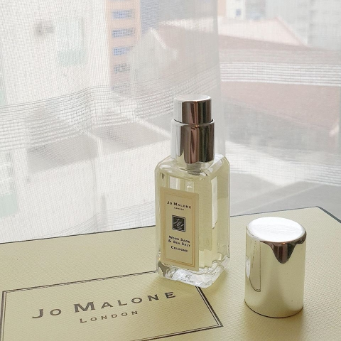 Jo Malone Wood Sage & Sea Salt (9ml) - MADE IN UK.