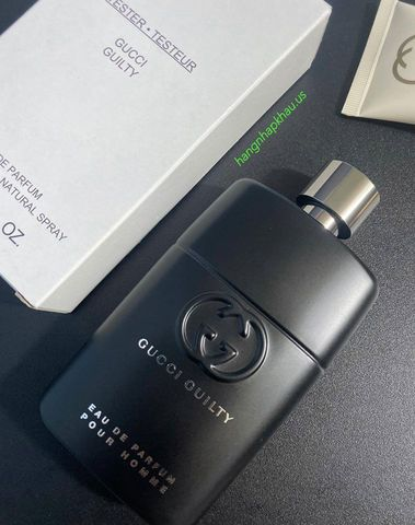 Gucci Guilty Pour Homme EDP 90ml TESTER - MADE IN SPAIN.
