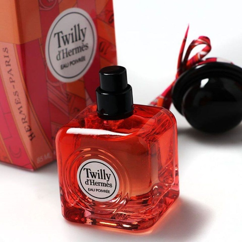 Hermes Twilly d'Hermes Eau Poivree EDP (85ml) - MADE IN FRANCE.