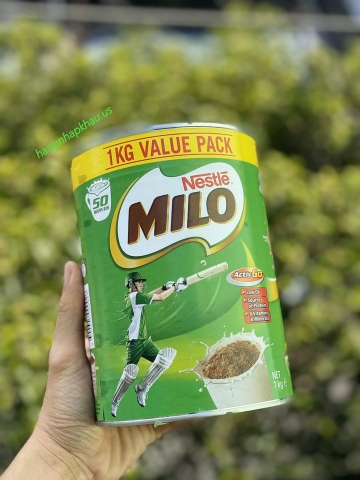 Sữa bột Milo Nestle (1KG) - MADE IN AUSTRALIA.