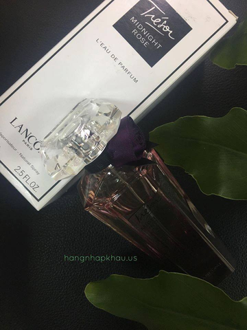 Tresor Midnight Rose EDP 75 TESTER - MADE IN FRANCE.