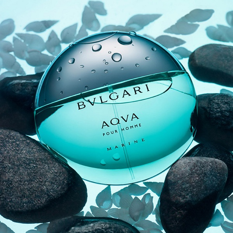Bvlgari Aqva Pour Homme Marine EDT 100ml - MADE IN ITALY.