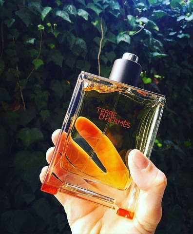 Hermes Terre D'Hermes EDT 200ml - MADE IN FRANCE.