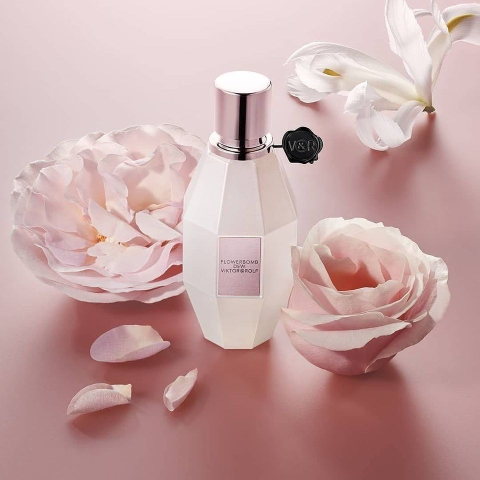 Viktor & Rolf Flowerbomb Dew EDP 100ml - MADE IN FRANCE.