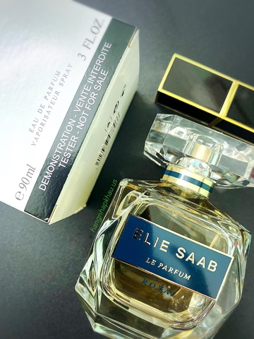 Elie Saab Le Parfum Royal EDP 90ml TESTER - MADE IN FRANCE.