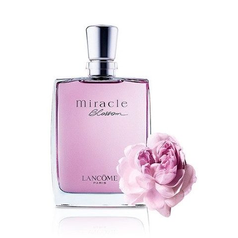 Lancome Miracle Blossom EDP 100ml - MADE IN FRANCE.