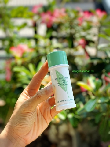 Lăn Khử Mùi Elizabeth Arden Green Tea Cream 40ml - MADE IN SPAIN.