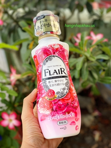Nước xả FLAIR_Flower (540ml) - MADE IN JAPAN.