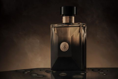 Versace Pour Homme Oud Noir EDP 100ml - MADE IN ITALY.
