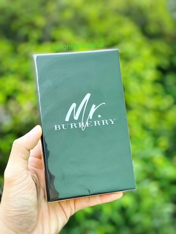 Gift set Mr.Burberry (2x30ml) - MADE IN FRANCE.