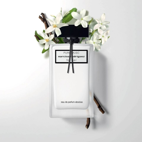 Pure Musc Narciso Rodriguez For Her EDP Absolue (50ml) - MADE IN FRANCE.