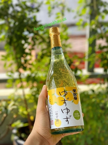 Rượu Sake Thanh Yên 720ml - MADE IN JAPAN.