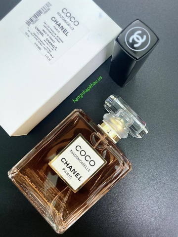 Chanel Coco Mademoiselle EDP Intense 100ml TESTER - MADE IN FRANCE.
