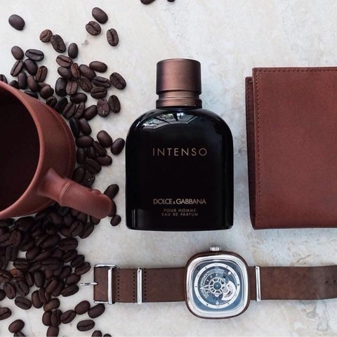 Dolce & Gabbana Intenso Pour Homme EDP 125ml - MADE IN FRANCE.