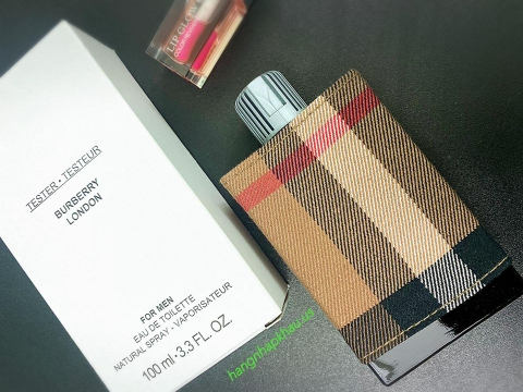 Burberry London EDT 100ml TESTER - MADE IN GERMANY.