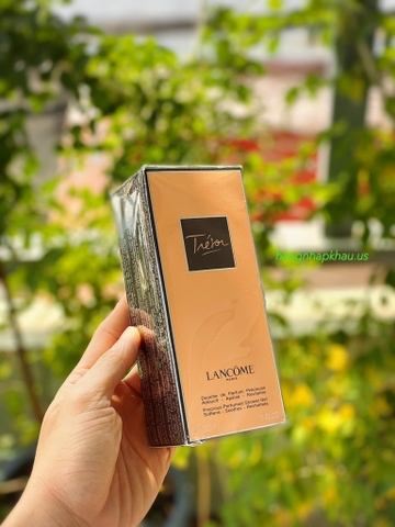 Sữa tắm Lancôme Trésor 150ml - MADE IN FRANCE.