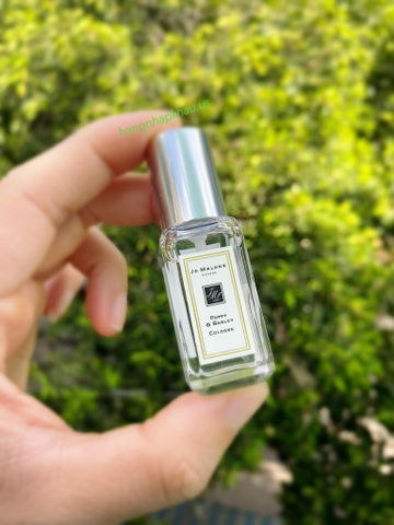 Jo Malone Poppy & Barley 9ml - MADE IN ENGLAND.