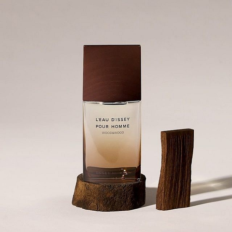 Issey Miyake Wood & Wood EDP Intense 100ml - MADE IN FRANCE.