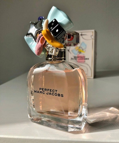 Marc Jacobs Perfect EDP 100ml - MADE IN SPAIN.