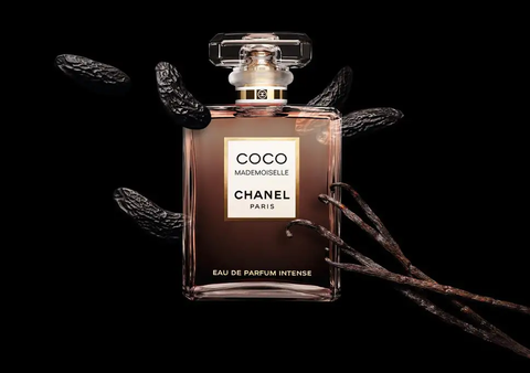 Chanel Coco Mademoiselle Eau de Parfum Intense 100ml - MADE IN FRANCE.