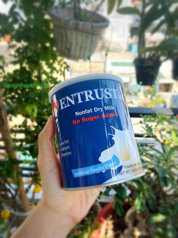 Sữa bột Entrust Milk (400g) - MADE IN USA.