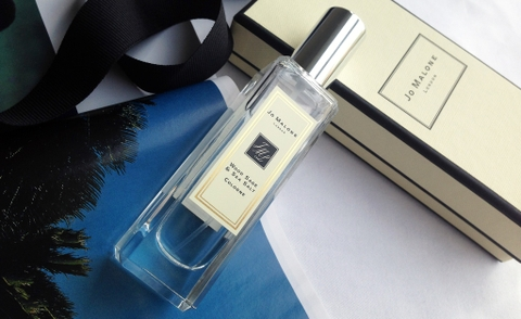 Jo Malone Wood Sage & Sea Salt Cologne 30ml (UNISEX) - MADE IN UK.