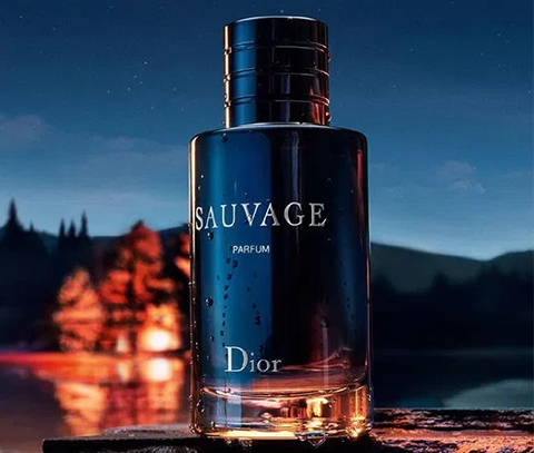 Dior Sauvage Parfum 100ml - MADE IN FRANCE.
