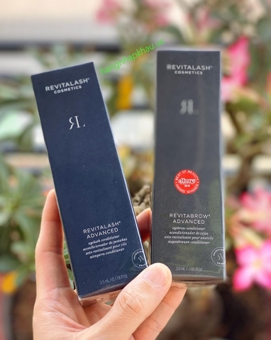 Combo Serum cao cấp Revitalash Advanced - MADE IN USA.