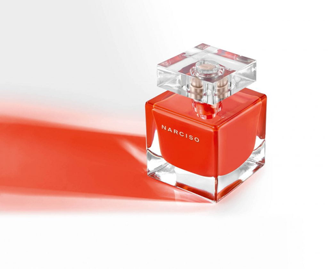 Narciso Rouge EDT 90ml - MADE IN FRANCE.