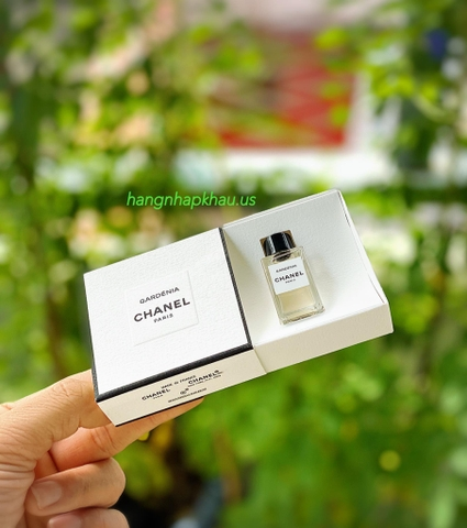Les Exclusifs de Chanel Gardenia 4ml - MADE IN FRANCE.
