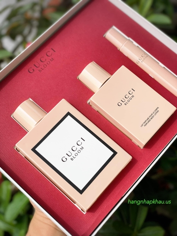 Giftset Gucci Bloom - Beauty.