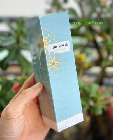 Sữa tắm Elie Saab Girl Of Now 200ml - MADE IN FRANCE.