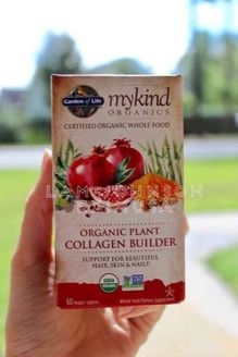 USDA 30 ORGANIC PLANTS COLLAGEN VEGETABLE ANTI-ANIMAL COLLAGEN