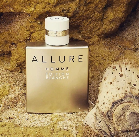 Chanel Allure Homme Edition Blanche EDP 100ml - MADE IN FRANCE.