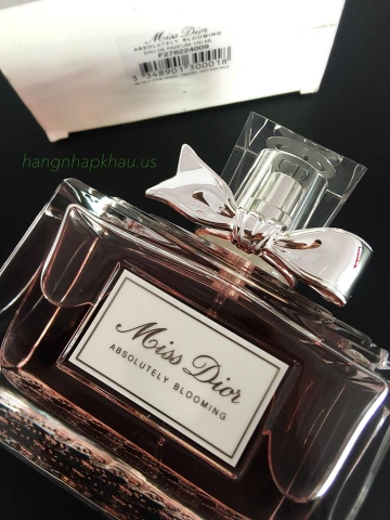Dior Miss Dior Absolutely Blooming EDP 100ml TESTER.