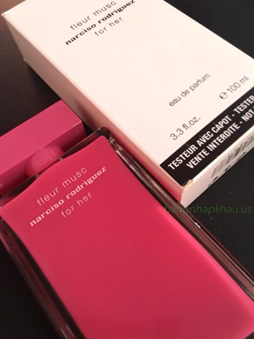 Narciso Rodriguez Fleur Musc For Her EDP 100ml TESTER.