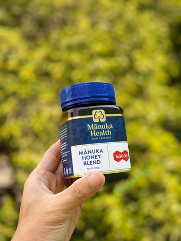 Mật ong Manuka Health MGO 30+ (500g) - MADE IN NEW ZEALAND.