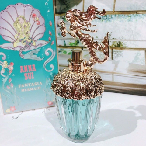 🧝🏻‍♀️ ANNA SUI FANTASIA MERMAID🧝🏻‍♀️ 💰75ml - MADE IN USA