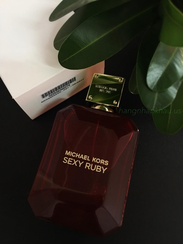 Michael Kors Sexy Ruby EDP 100ml TESTER.