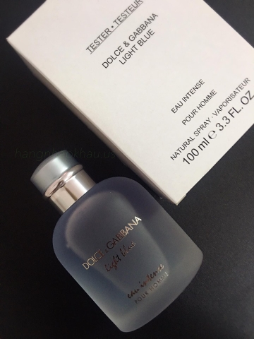 Dolce & Gabbana Light Blue Eau Intense 100ml TESTER.