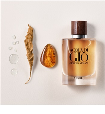 Acqua di Gio Absolu EDP 75ml - MADE IN FRANCE.