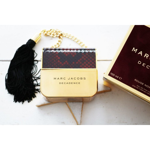 Marc Jacobs Decadence Rouge Noir Edition EDP 100ml - MADE IN SPAIN