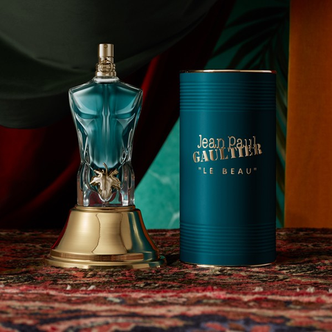 Jean Paul Gaultier Le Beau EDT 125ml mẫu mới 2019 - MADE IN SPAIN
