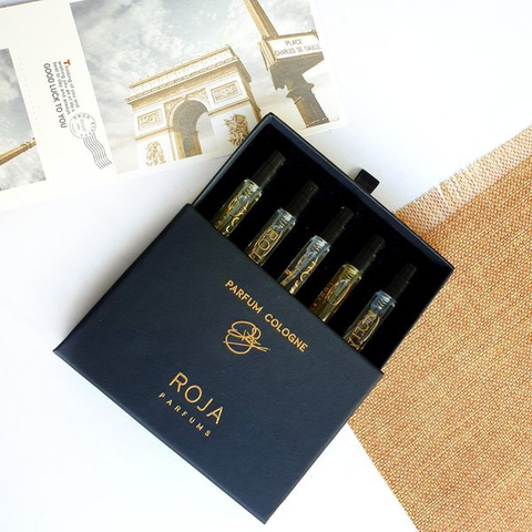 Roja Parfums Limited Edition ( 5x2ml) - MADE IN ENGLAND.