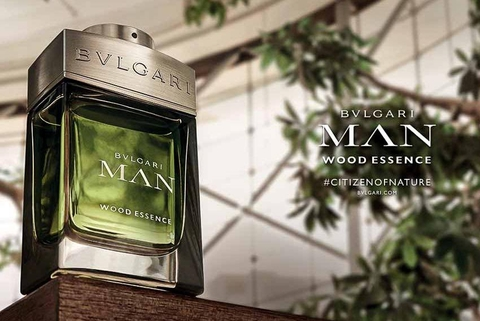 Bvlgari Man Wood Essence EDP 100ml - MADE IN ITALY