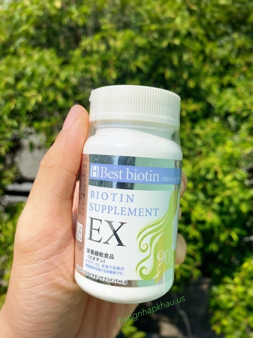 BIOTIN SUPPLEMENT EX - MADE IN JAPAN
