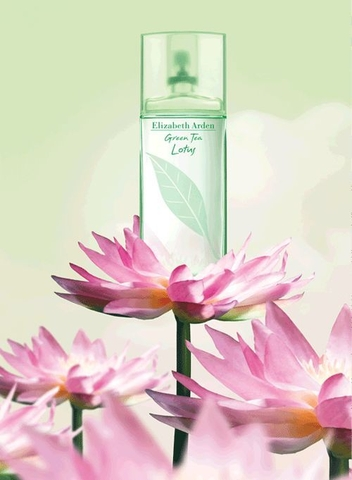 LOTUS GREEN TEA E.A 100ml