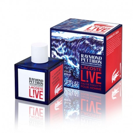 Lacoste Live Pour Homme EDT 100ml - MADE IN UK