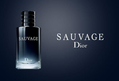 Dior Sauvage EDT 100ml - MADE IN FRANCE.
