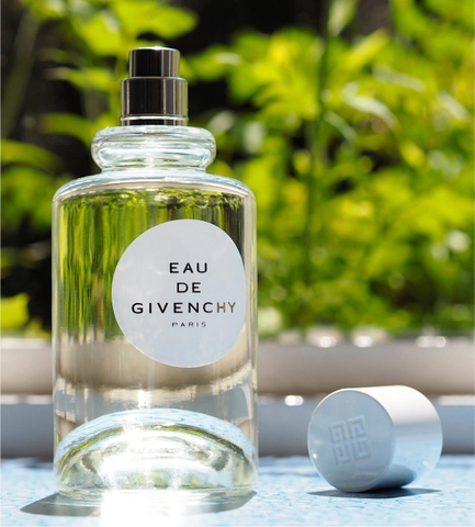 Givenchy Eau de Givenchy Paris EDT 100ml - MADE IN FRANCE.